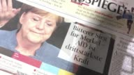 The German media competed superlatively on Monday to describe the shock of Sunday's parliamentary elections marked by a breakthrough of the...