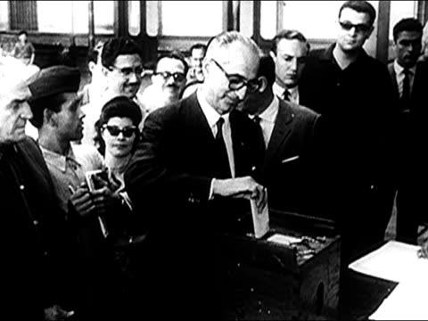 1963 - History of 20th century Argentina