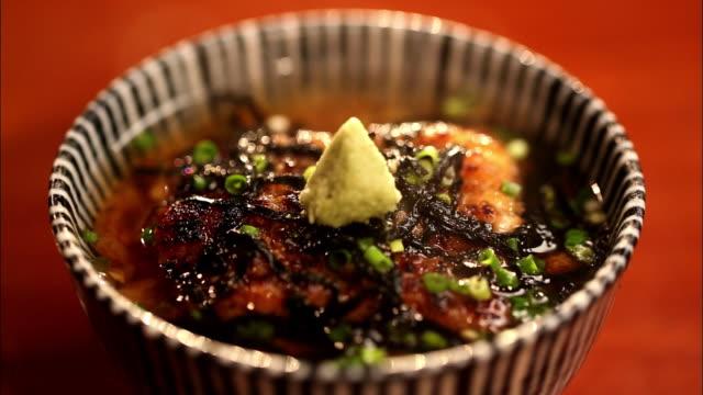Hitsumabushi, A Regional Cuisine Around Nagoya, Japan