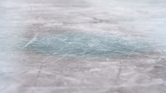 Hockey Ice Surface Background