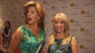 Hoda Kotb and Kathy Lee Gifford join Ann Curry talking about the event and how today there are so many powerful women in the industry at the 2009...