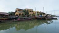 WS TS Hoi An riverside life at dusk