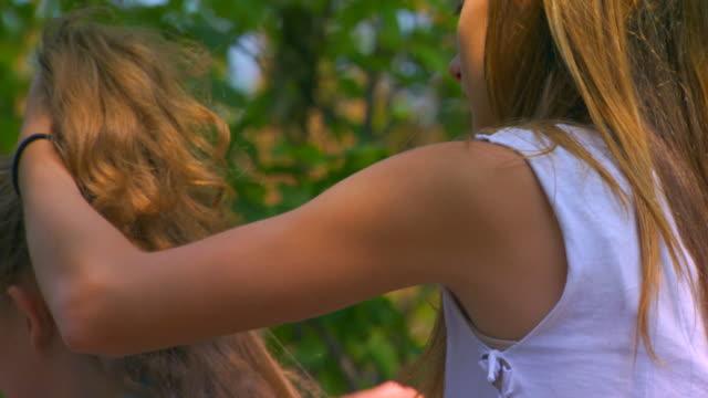 Holland, MichiganGirls Styling Hair