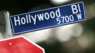 Hollywood Blvd - HD Video