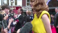 Hollywood stars Andrew Garfield Emma Stone and Jamie Foxx turned out on the red carpet Thursday for the world premiere of The Amazing Spider Man 2