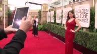 Hollywoods finest head for the red carpet for the Golden Globes the first major fixture in Hollywood's annual awards season