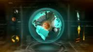 Hologramme der Welt