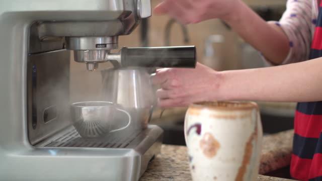 Home-Espressomaschine
