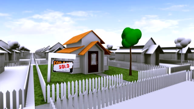 Home for Sale - Single Color