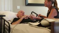 Home Hospice Patient