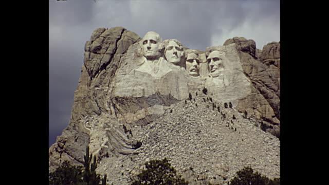 1966 Home Movie - Mount Rushmore Monument