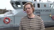 Home Secretary Amber Rudd talks about the Migration Advisory Committee she has set up to develop migration policing after Brexit She was speaking on...