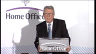 Home Secretary speech on immigration Alan Johnson speech continues SOT cursory glance reveals how successive immigration has shaped this country's...