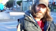 'Homeless GoPro' a project started by Kevin Adler outfits homeless volunteers with donated GoPro cameras which they use to capture the world as they...