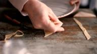 Homemade dough for pasta