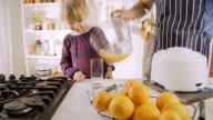Homemade Orange Juice