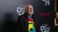 Honest John at Netflix Presents 'Def Comedy Jam' 25 Anniversary Special Arrivals at The Beverly Hilton Hotel on September 10 2017 in Beverly Hills...