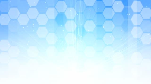 Honeycomb Business Background Loop