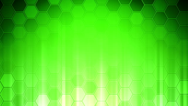 Honeycomb Wall Green