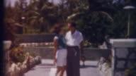 Honeymon im Paradies 1950 er