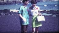 Honeymoon Beach Vintage 1960's