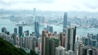 HD: Hong Kong panorama