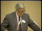 Hong Kong refugees conference b Geneva UN Conference CMS Sir Geoffrey Howe speech SOF Hong Kong faces crisis / Hong Kong is at the end of its tether...