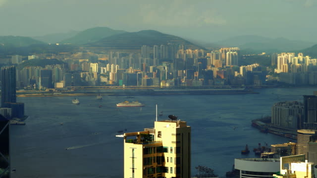Hongkong skyscraper