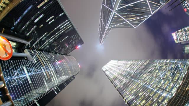 Hong Kong stree Blick