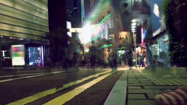 TIME LAPSE - Hong Kong Street Life