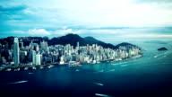 Hong Kong Zeitraffer