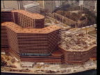 Hong Kong tower blocks and hotels