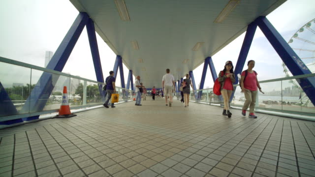Hongkong overpass