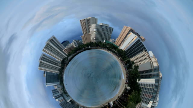 Honolulu, Hawaii-Mini Planet