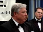Honorable Haley Barbour Governor of Mississippi at the 22nd Annual Martin Luther King Ambassadorial Reception Dinner Celebrated By Congress of Racial...