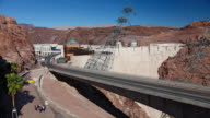 Hoover Dam, Lake Mead National Recreation Area, near Las Vegas, Nevada.
