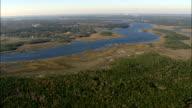 horlbeck creek - Aerial View - South Carolina,  Charleston County,  United States