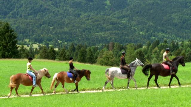 HD: Horseback Riding Trail