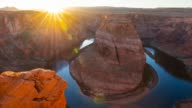 Horseshoe Bend in Colorado river