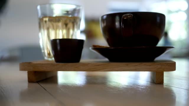 warme koffie en thee