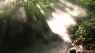 HD: Hot water river (video)