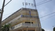 Hotel Caribe abandoned and out of business in Caleta Acapulco Guerrero Mexico Wednesday November 18 2015 Acapulco is one of Mexico's best known beach...