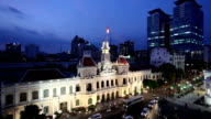 Hotel de Ville Ho-Chi-Minh-Stadt