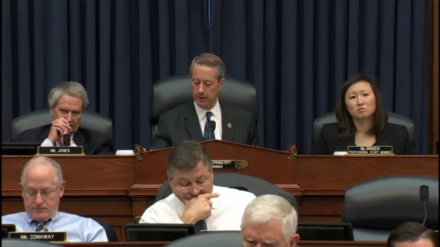 House Armed Services Chairman Mac Thornberry of Texas tells Defense Secretary Ashton Carter and that there should not be an artificial cap on the...