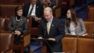 House Budget Committee Chairman Tom Price of Georgia opens debate on a budget bill containing a repeal of the Affordable Care Act saying it is a big...