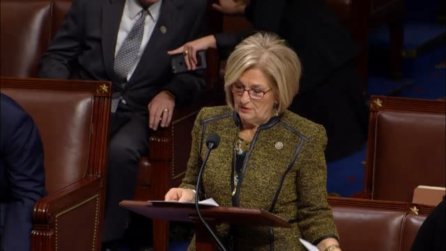 House Budget Committee chairwoman Diane black of Tennessee says passing a budget is never easy and was once again a challenge but she was encouraged...