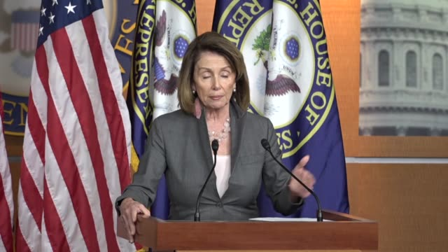 House Minority Leader Nancy Pelosi of California says President Donald Trump was taking radical and reckless steps to undermine the Affordable Care...
