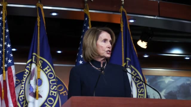 House Minority Leader Nancy Pelosi says that Pope Francis spoke to a Joint Meeting of Congress the day before with beauty moral urgency in a message...