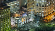 T/L, WS, HA, House of Commons, day to night, Rio de Janeiro, Brazil