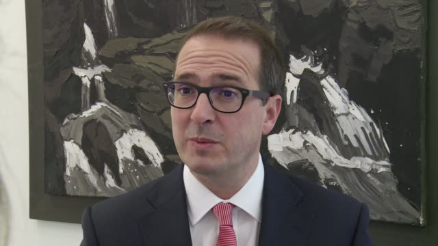 House of Lords votes to delay tax credit cuts by three years Owen Smith interview ENGLAND London INT Owen Smith MP interview re the Lords voting down...